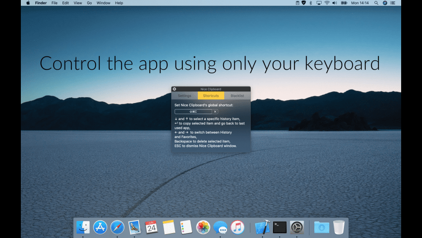 Nice Clipboard for Mac - review, screenshots
