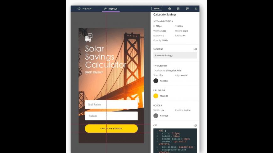 Axure RP for Mac - review, screenshots