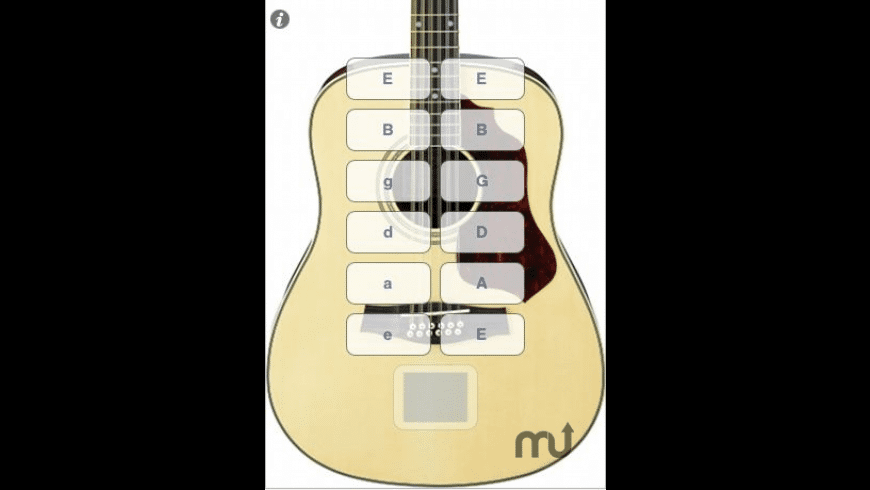 12-String Guitar Tuner Simple for Mac - review, screenshots
