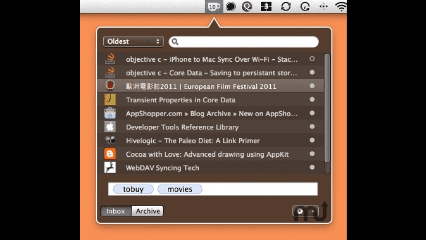 Quiet Read Pro for Mac - review, screenshots