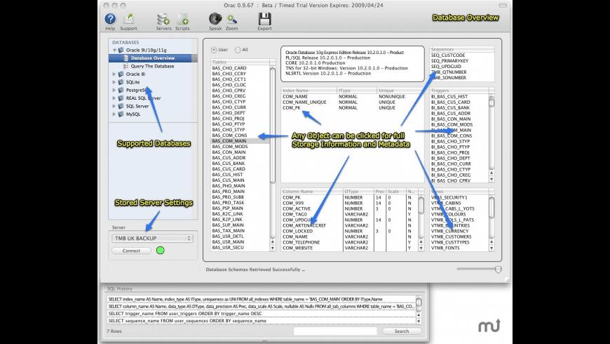Orac for Mac - review, screenshots
