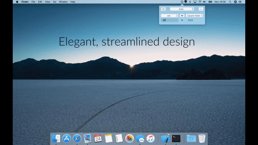 Handy Converter for Mac - review, screenshots