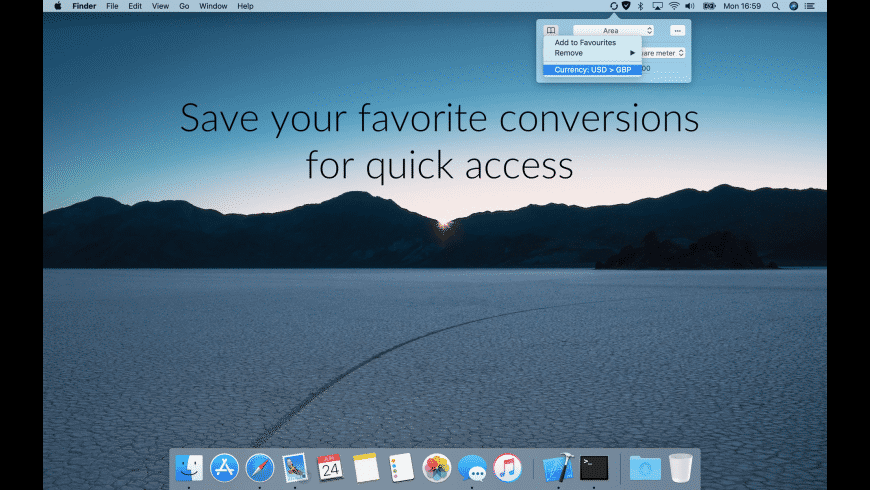 Handy Converter for Mac - review, screenshots