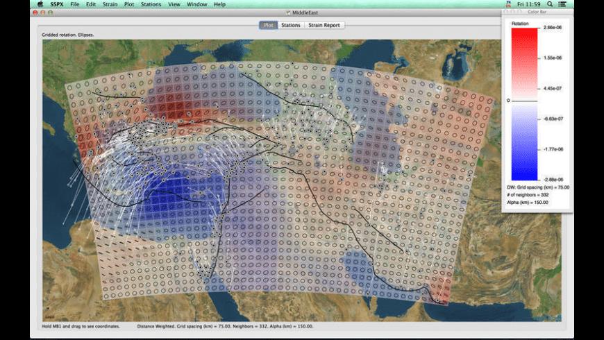 SSPX for Mac - review, screenshots