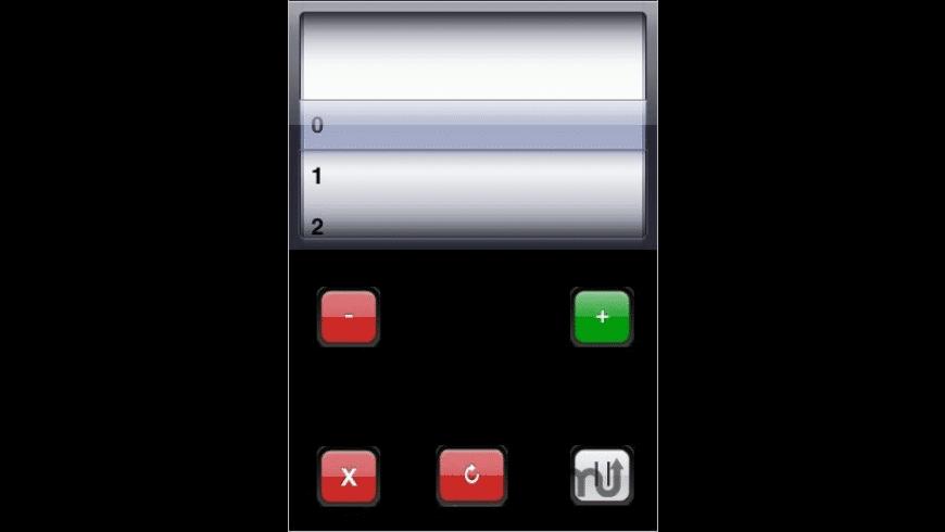 Count! for Mac - review, screenshots