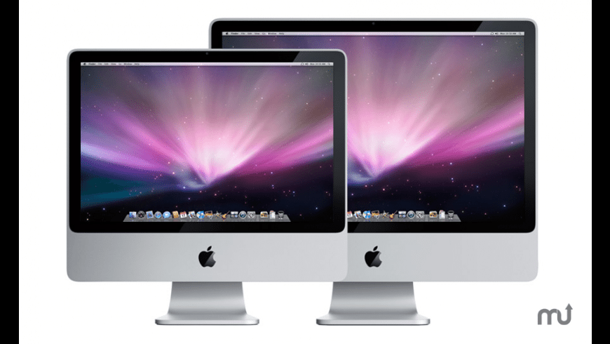 Apple iMac Graphic FW Update for Mac - review, screenshots