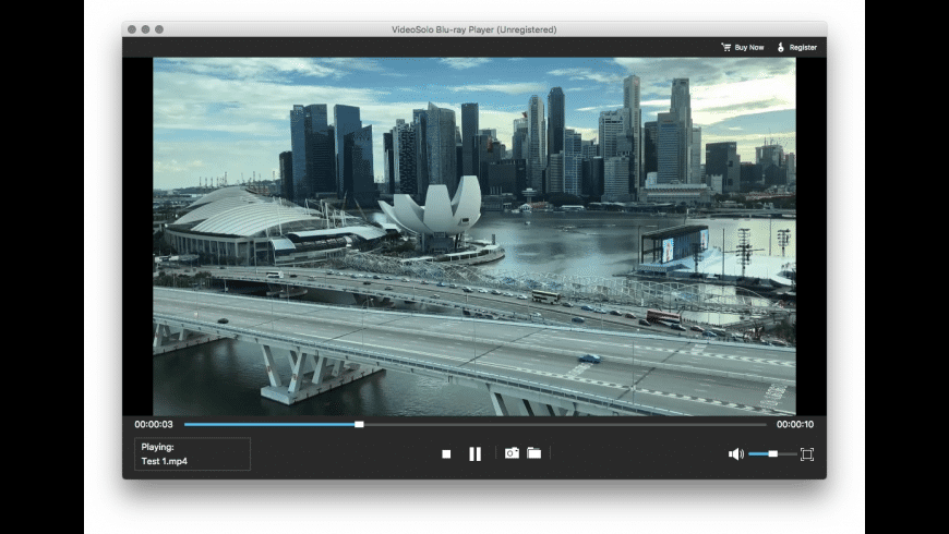 Blu-ray Player for Mac for Mac - review, screenshots