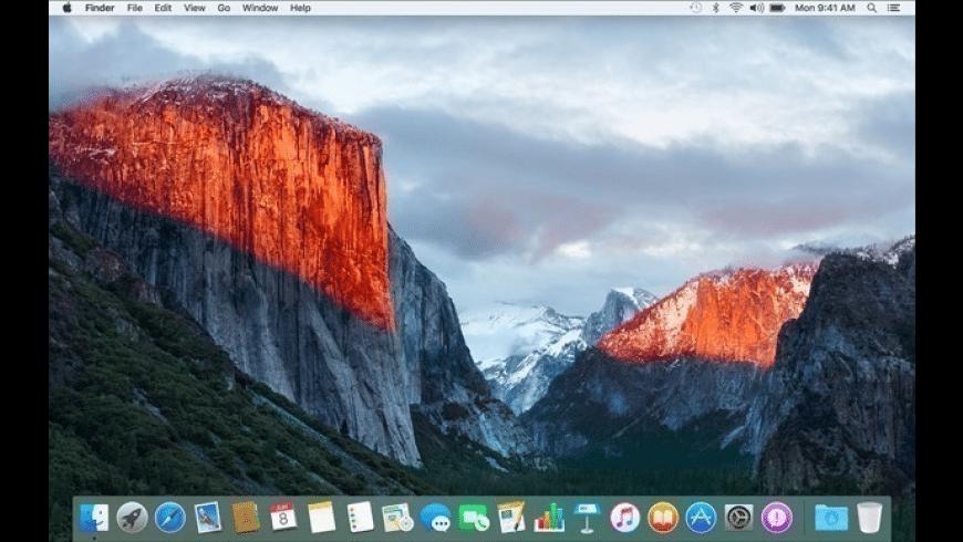 OS X El Capitan Security Updates for Mac - review, screenshots