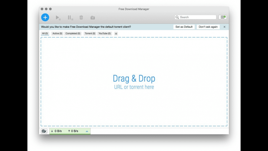 Free Download Manager for Mac - review, screenshots