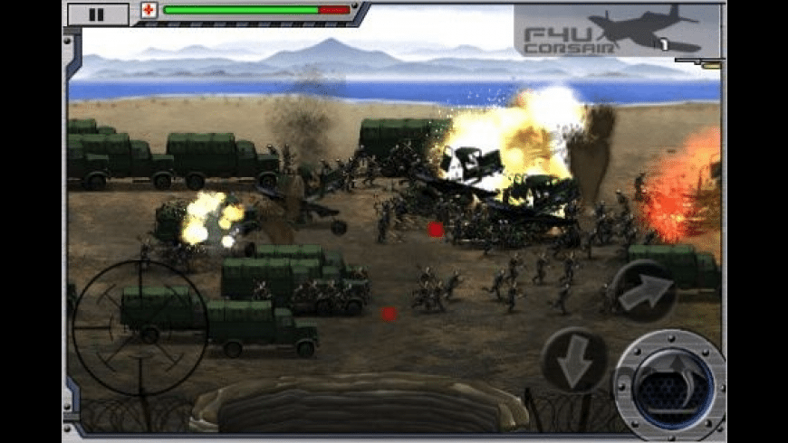 Coast Defense for Mac - review, screenshots