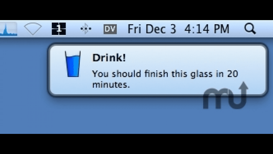 Drink! for Mac - review, screenshots