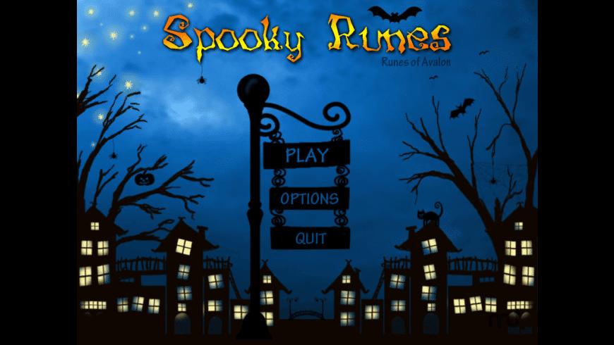 Spooky Runes for Mac - review, screenshots