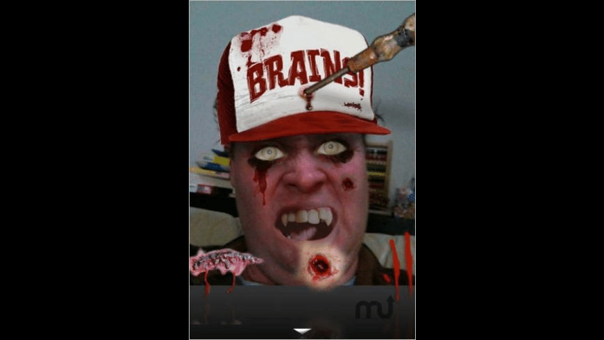 Zombifier for Mac - review, screenshots