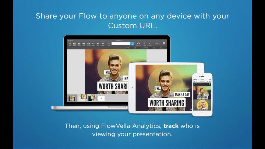 FlowVella for Mac - review, screenshots