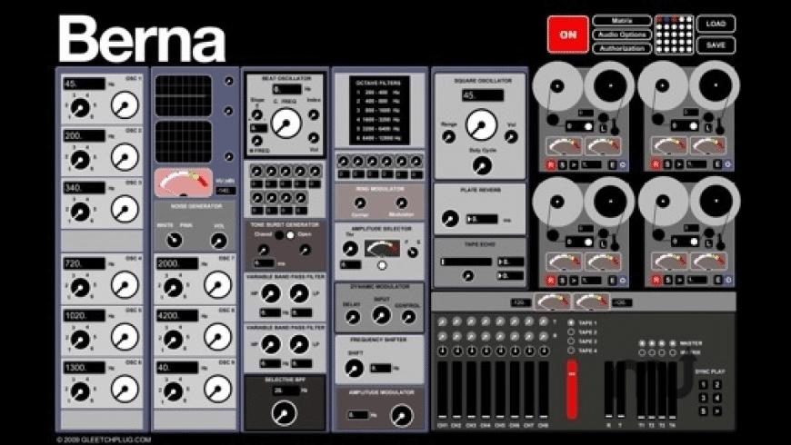 Berna for Mac - review, screenshots
