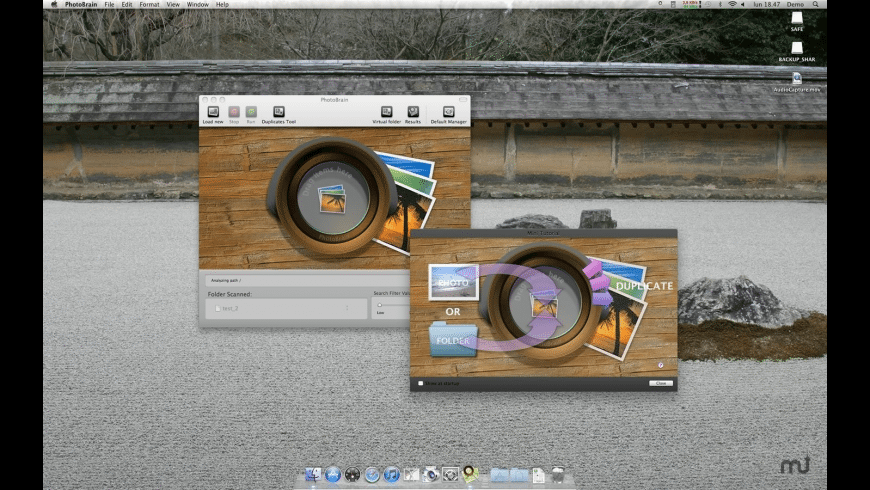 PhotoBrain for Mac - review, screenshots