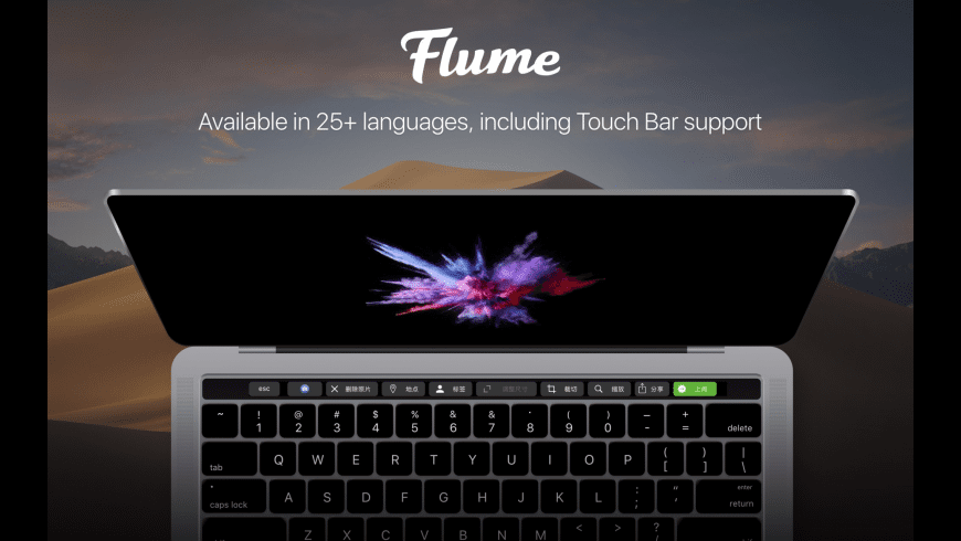 Flume for Mac - review, screenshots