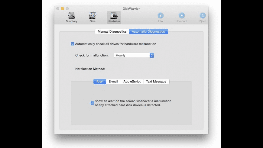 DiskWarrior for Mac - review, screenshots