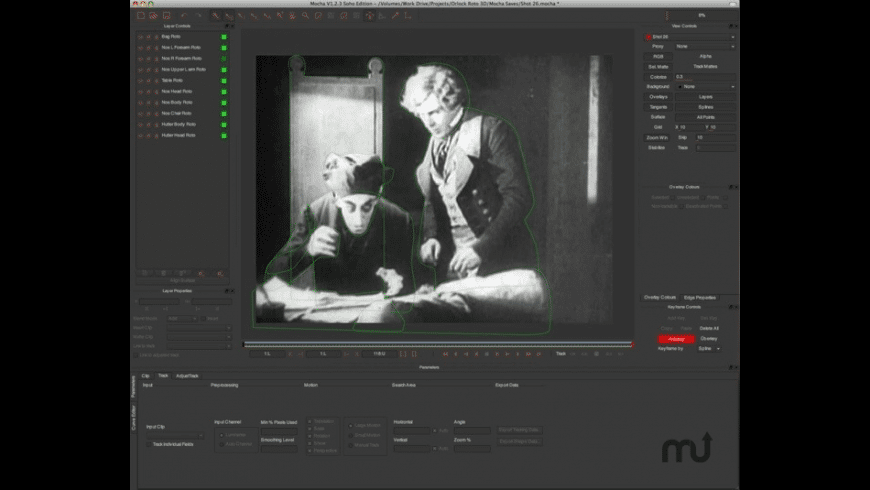mocha PLus for Mac - review, screenshots