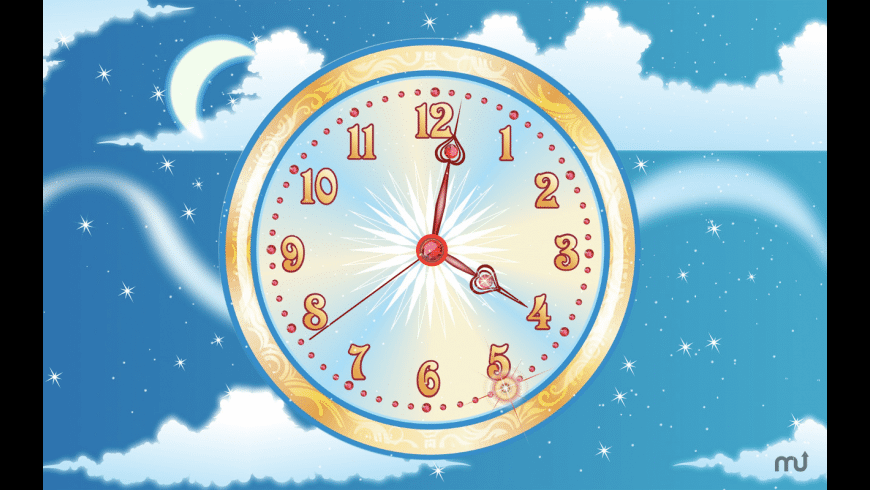 7art Sky Flight Clock for Mac - review, screenshots