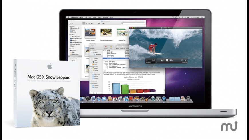 Mac OS X 10.6.8 Update for Mac - review, screenshots