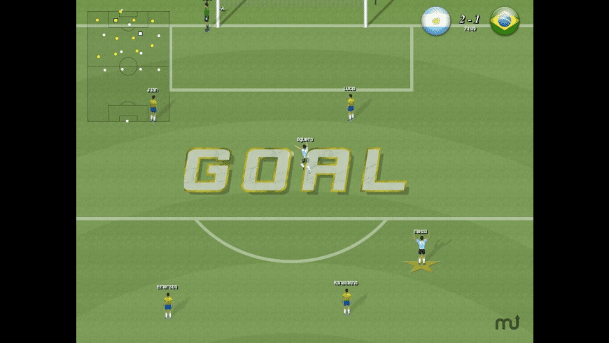 AwesomeSoccerDemo for Mac - review, screenshots