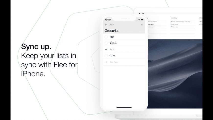 Flee Task Lists for Mac - review, screenshots