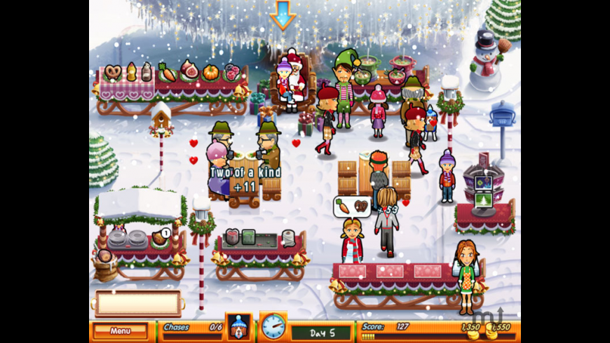 Delicious - Emily's Holiday Season for Mac - review, screenshots