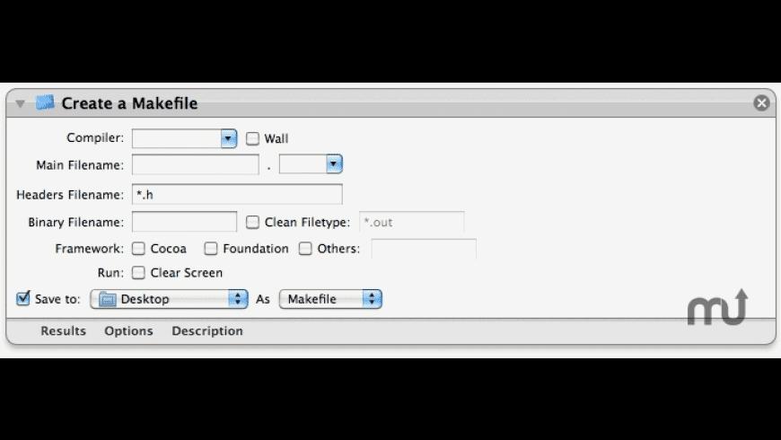 iMake for Mac - review, screenshots