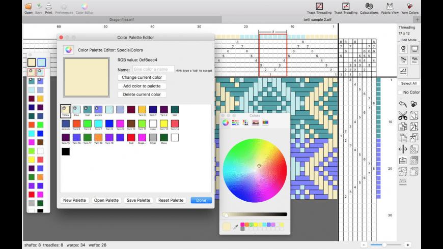 WeaveIt for Mac - review, screenshots