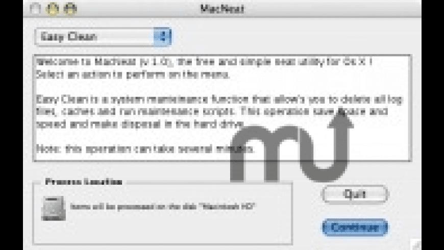 MacNeat for Mac - review, screenshots