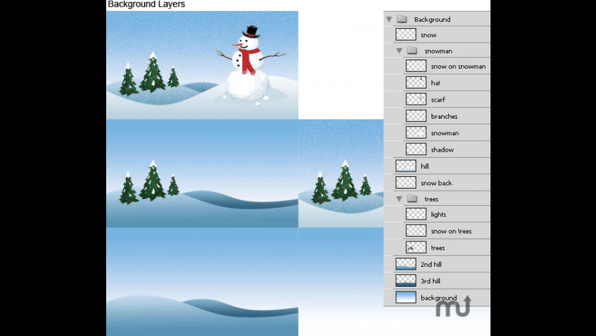 Holiday DVD Menu Template Super Bundle for Mac - review, screenshots