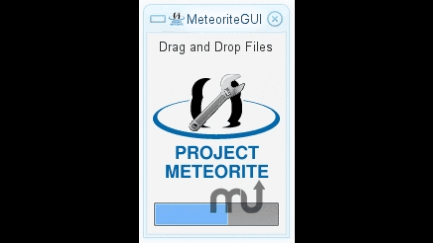 Meteorite for Mac - review, screenshots