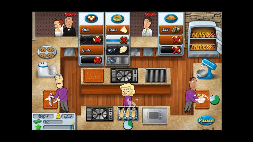 Kitchen Brigade for Mac - review, screenshots