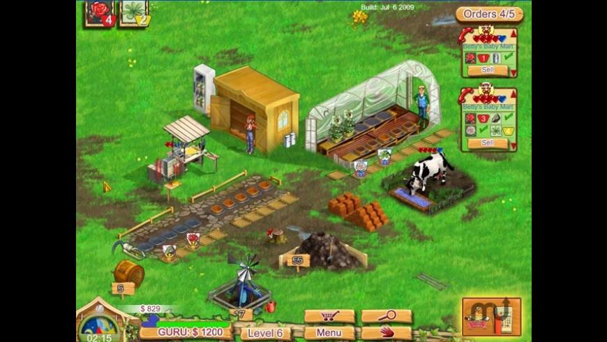 Kelly Green Garden Queen for Mac - review, screenshots