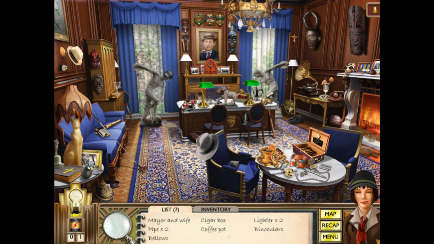 Valerie Porter and the Scarlet Scandal for Mac - review, screenshots