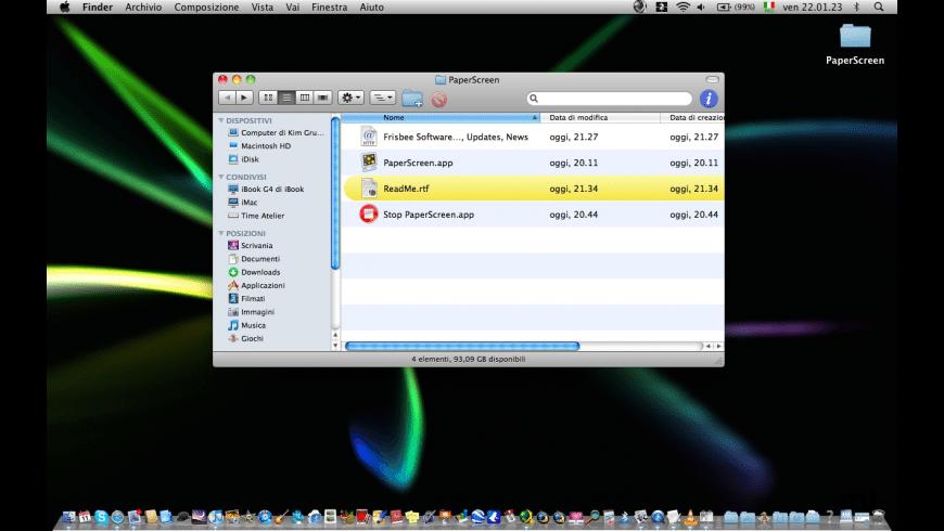 PaperScreen for Mac - review, screenshots