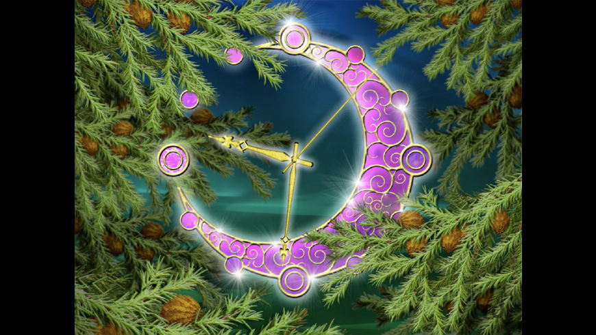 Pine Magic Clock for Mac - review, screenshots