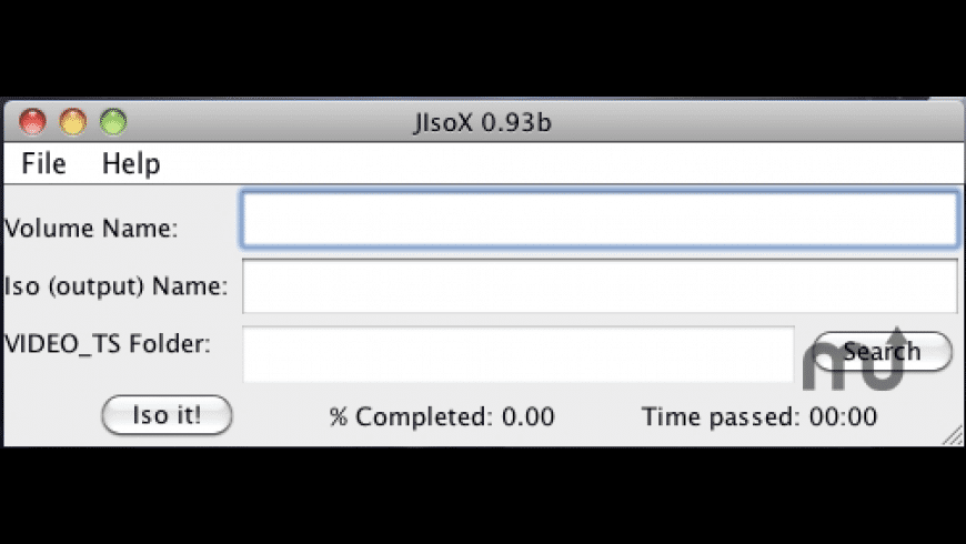 JIsoX for Mac - review, screenshots
