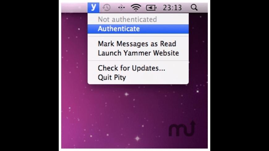 Pity for Mac - review, screenshots