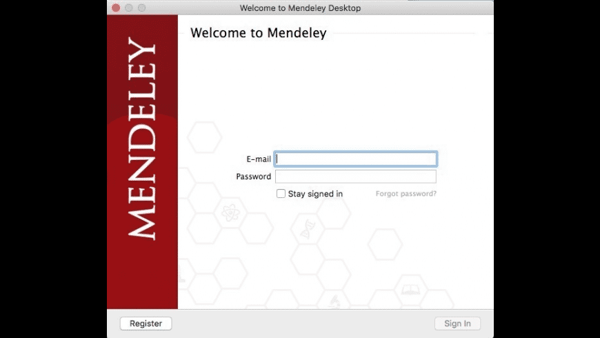Mendeley Desktop for Mac - review, screenshots