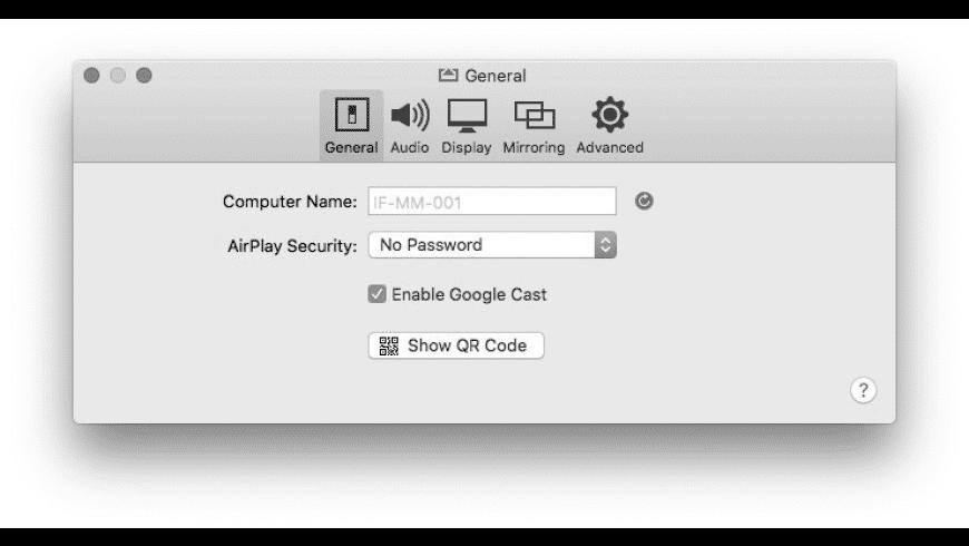 AirServer for Mac - review, screenshots