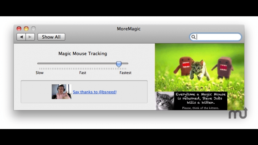 MoreMagic for Mac - review, screenshots