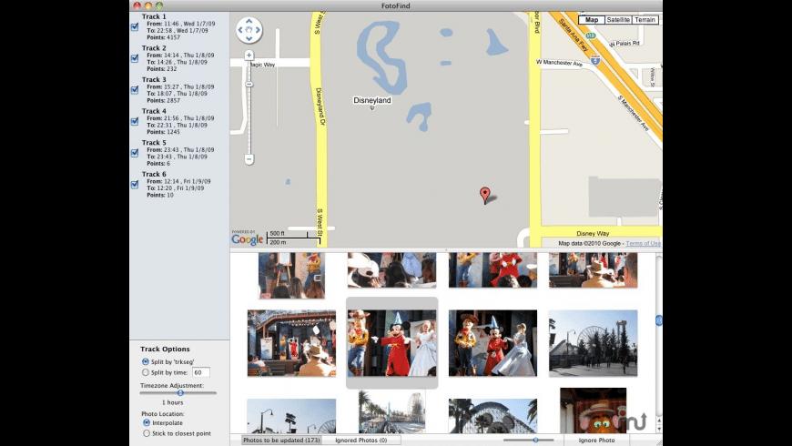 FotoFind for Mac - review, screenshots
