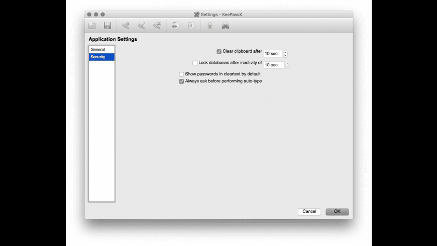 KeePassX for Mac - review, screenshots