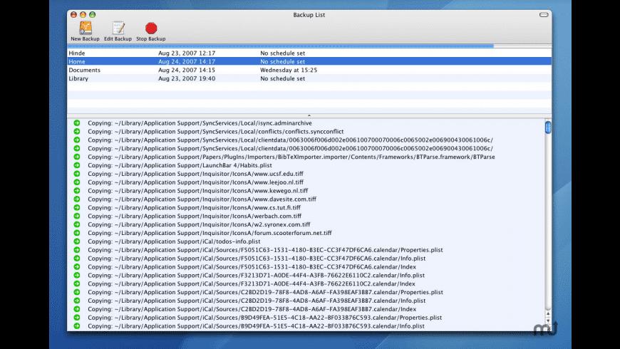 iMsafe for Mac - review, screenshots