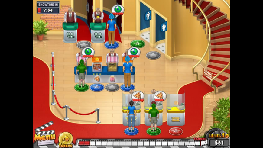 Megaplex Madness - Now Playing for Mac - review, screenshots