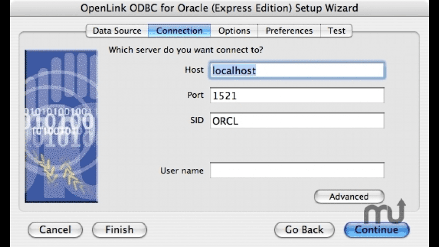 OpenLink ODBC Driver for Oracle for Mac - review, screenshots