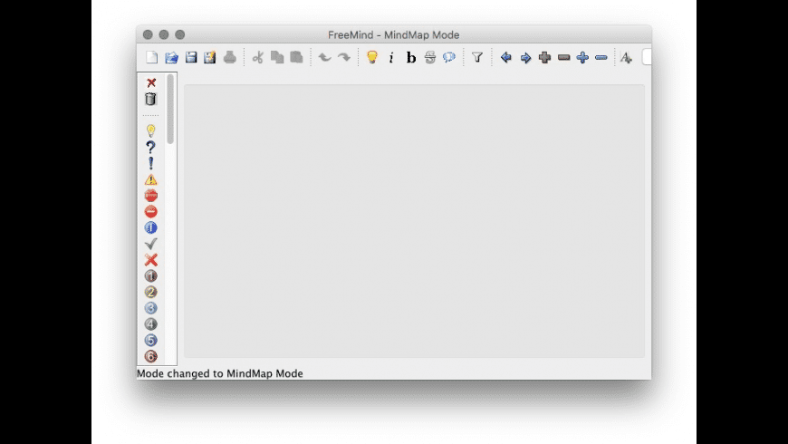 FreeMind for Mac - review, screenshots