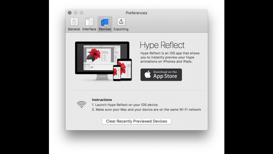 Hype Pro for Mac - review, screenshots